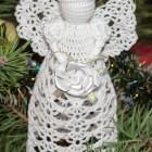 Crochet Christmas Angel