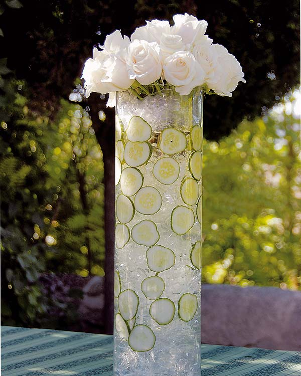 Table Jardin Plastique Blanc Diy Garden Decorations - Colourful Ideas With Flowers And