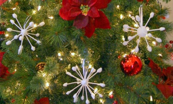 DIY Christmas tree ornaments - 15 joyful and simple homemade ideas