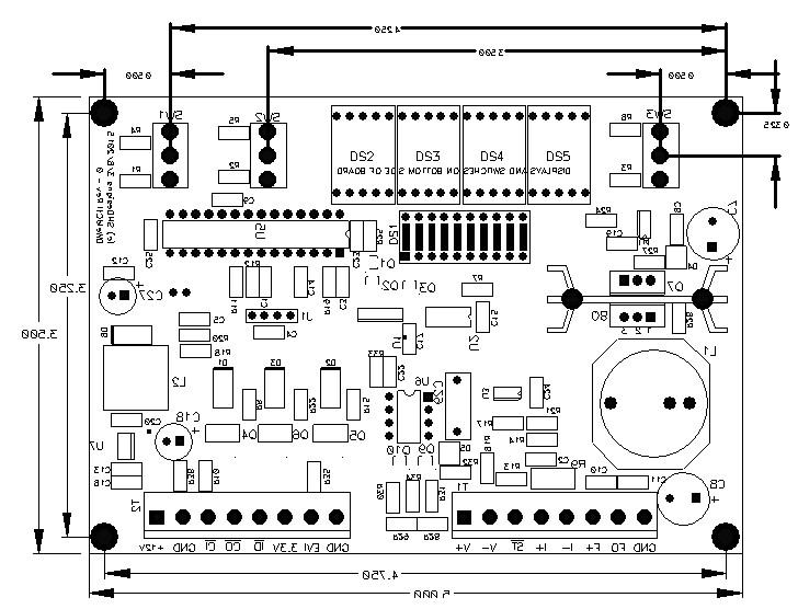 arc welder schematic