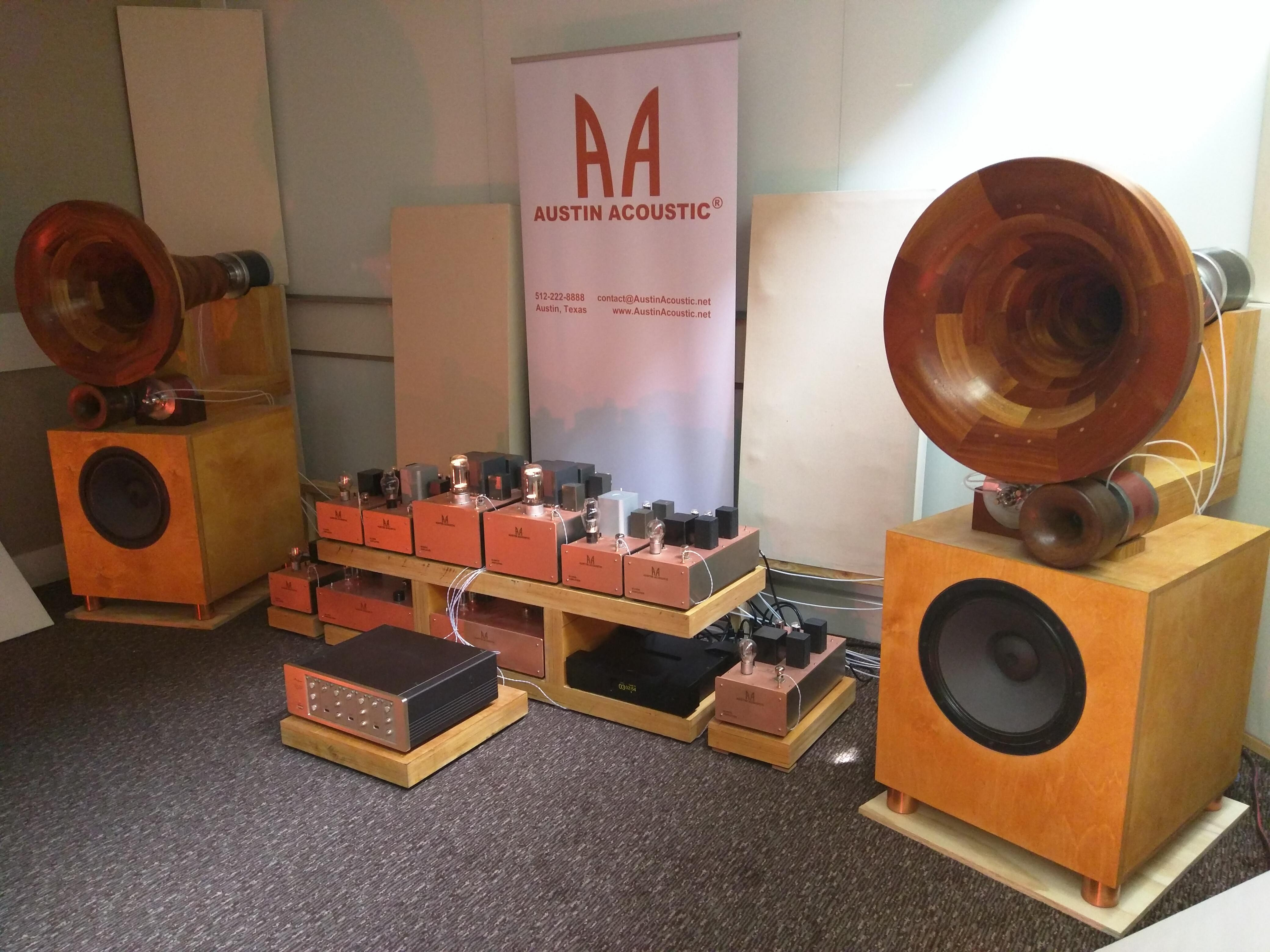 Nice Speakers For Room Quick Axpona 2017 Tour Mac Diy