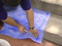 How to Give a Tile Facelift to an Ordinary Concrete Porch ...