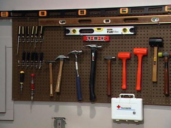Essential Workshop Handtools Diy