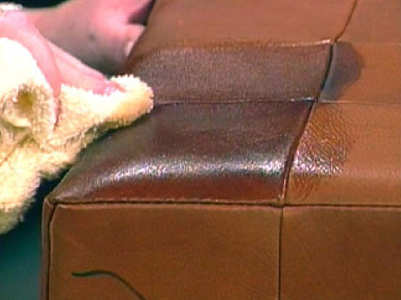 Sofa Upholstery Parts Tips For Cleaning Leather Upholstery | Diy