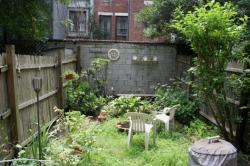 Small Of Small Landscaped Backyards
