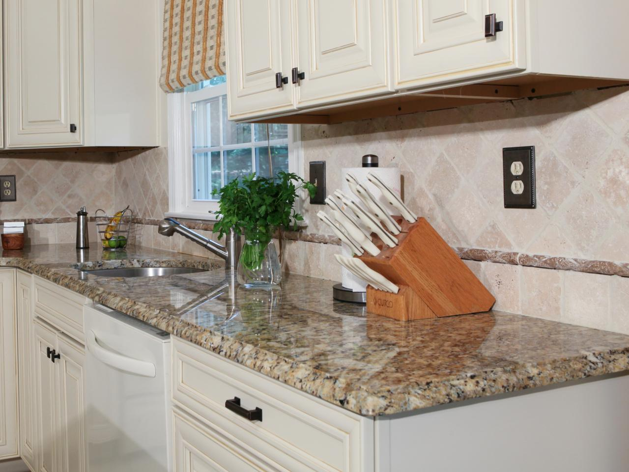 How to Install a Granite Kitchen Countertop