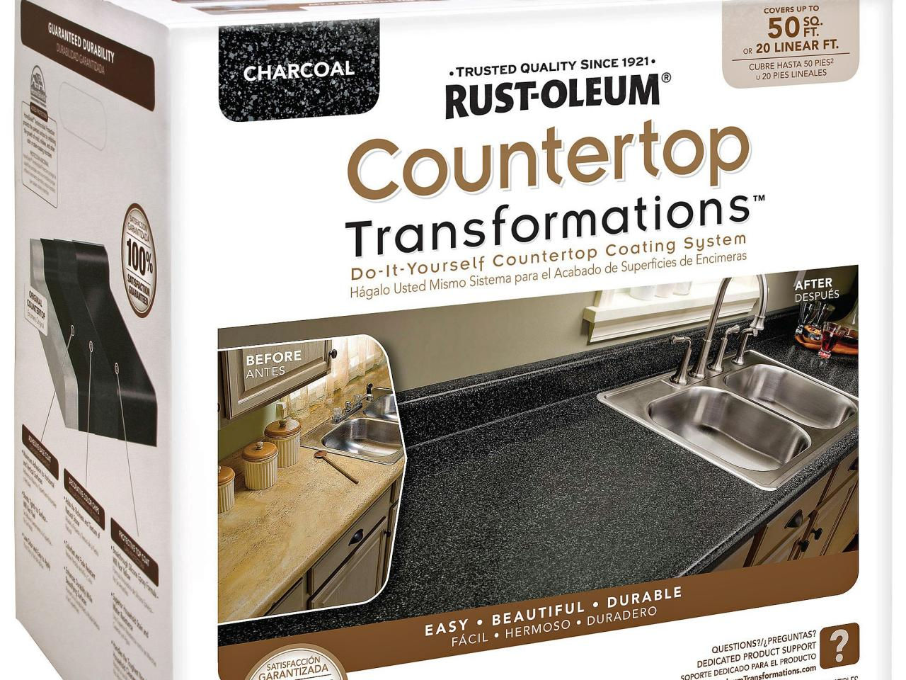 Marble Countertop Paint Kit How To Paint Laminate Kitchen Countertops Diy