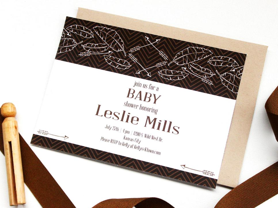Free Printable Baby Shower Invitations DIY