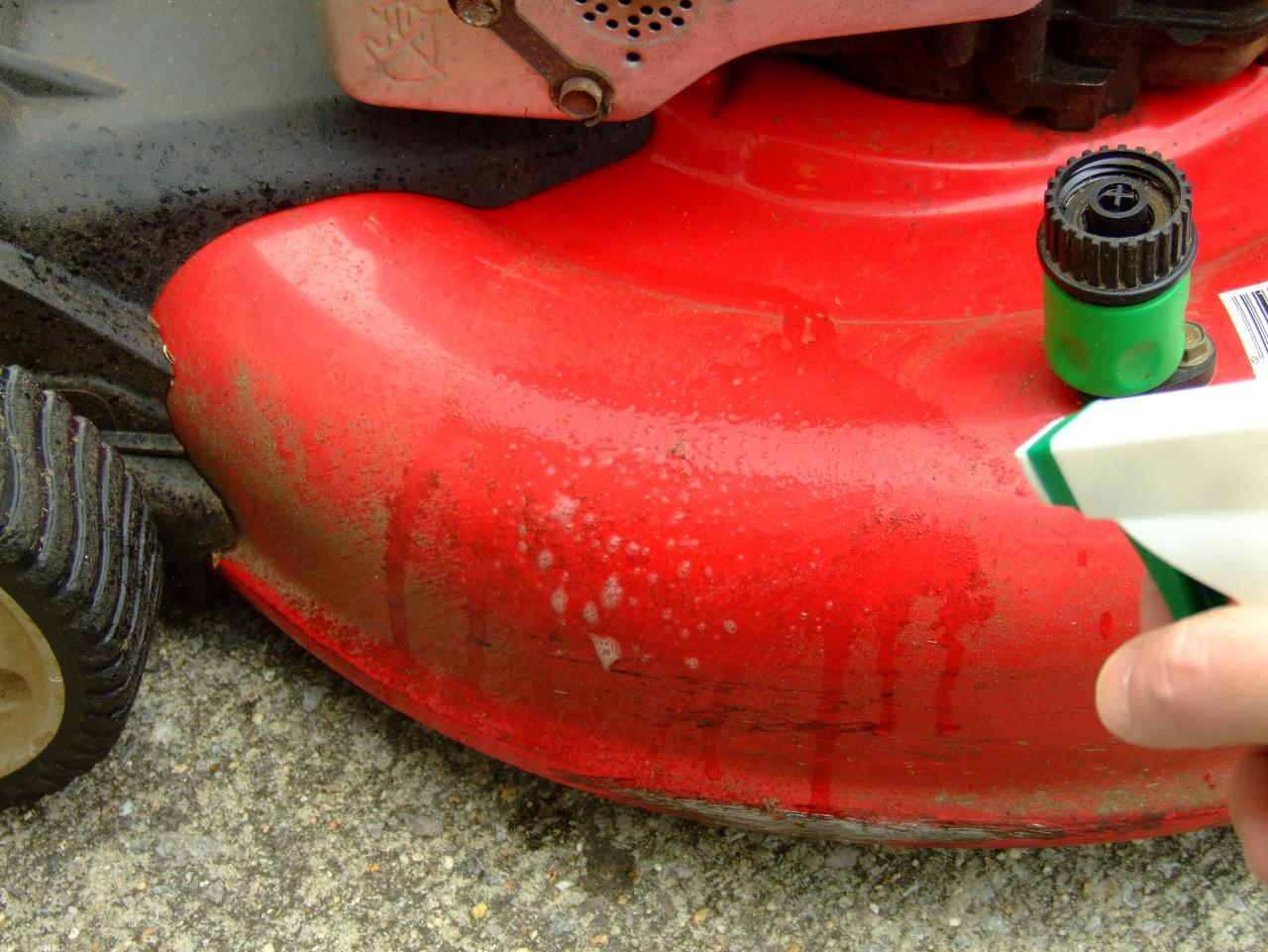 Diy Deck Cleaner How To Maintain Your Lawn Mower To Keep It Running