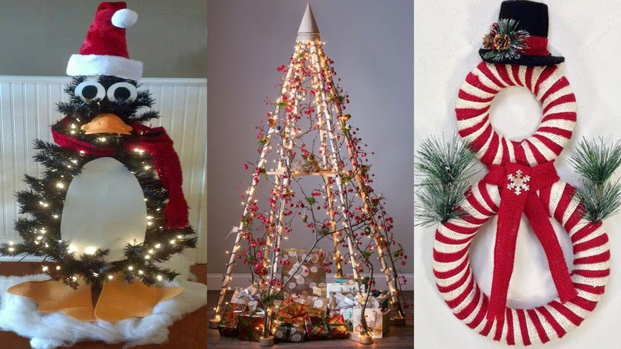 Diy Projects Video Diy Christmas Decor Easy Fast Diy Christmas Winter Ideas For Teenagers 34 Diyall Net Home Of Diy Craft Ideas Inspiration Diy Projects Craft Ideas