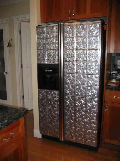 Ovens Refrigerator Makeover Ideas For Less - Diyalogue