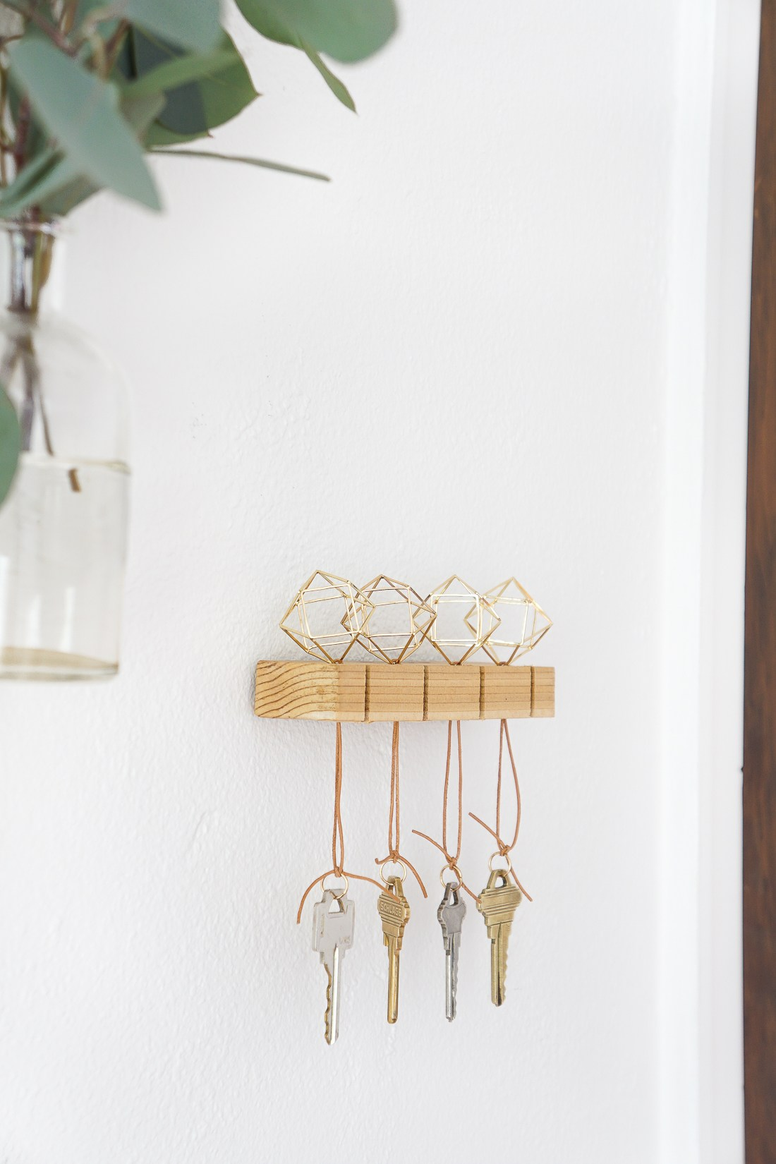 Modern Key Rack 12 Fabulous Home Decor Accessories You Can Diy