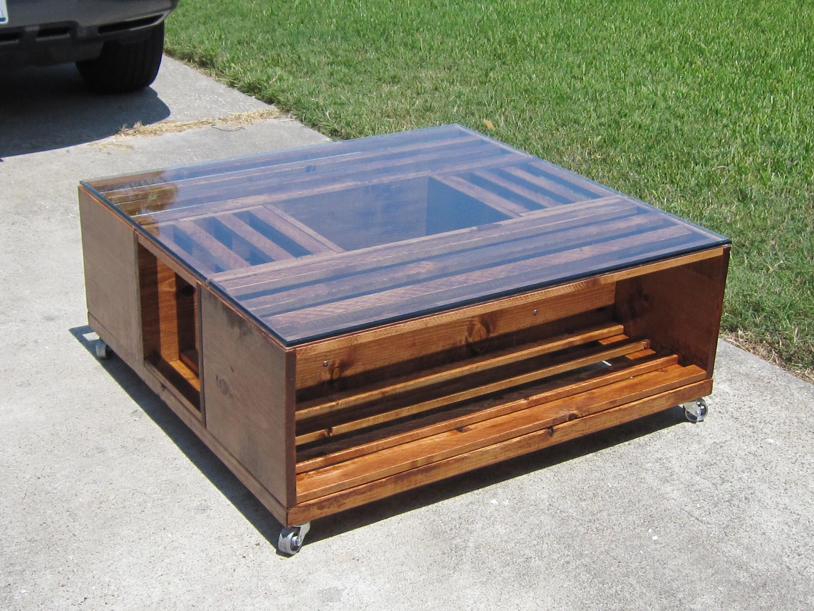 Wohnzimmertisch Obstkisten 11 Diy Wooden Crate Coffee Table Ideas