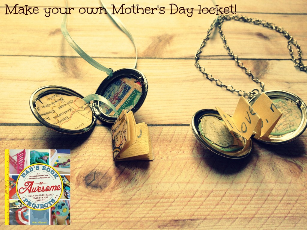 Awesome Diy Mother's Day Gifts Diy Mother S Day Locket Mike Adamick Diy Crafts