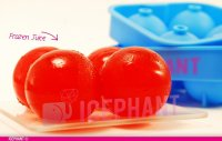 Frozen Juice Ice Ball – IcePhant ICE BALL MAKER. CLICK ON THE LINK – ABOVE THE PHOTO. Order from Amazon
