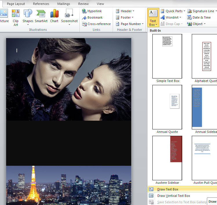 How To Make Your Own Free Book Cover In MS Word The Creative Penn