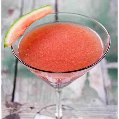 Medium Crop Of Watermelon Vodka Drink