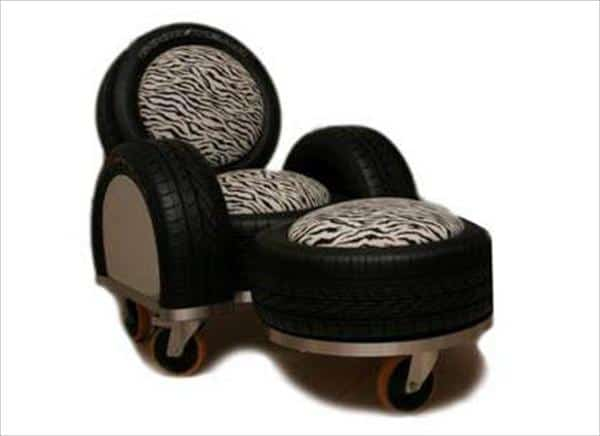 Cheap Chairs 15 Unique And Easy Ways To Recycle Old Tires