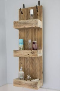 The Best 60+ DIY Pallet Projects for Your Bathroom ...