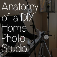 Anatomy of a DIY Home Photo Studio