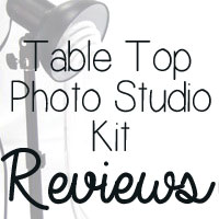 Table Top Photo Studio Kit Reviews and Comparison Chart