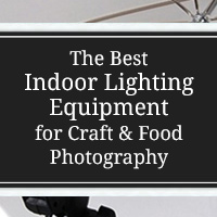 Best Indoor Lighting Equipment for Craft Photographers