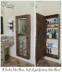 DIY Clever Storage Ideas : 15 Bathroom Organization and ...