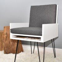 Chair With storage  DIY Creators