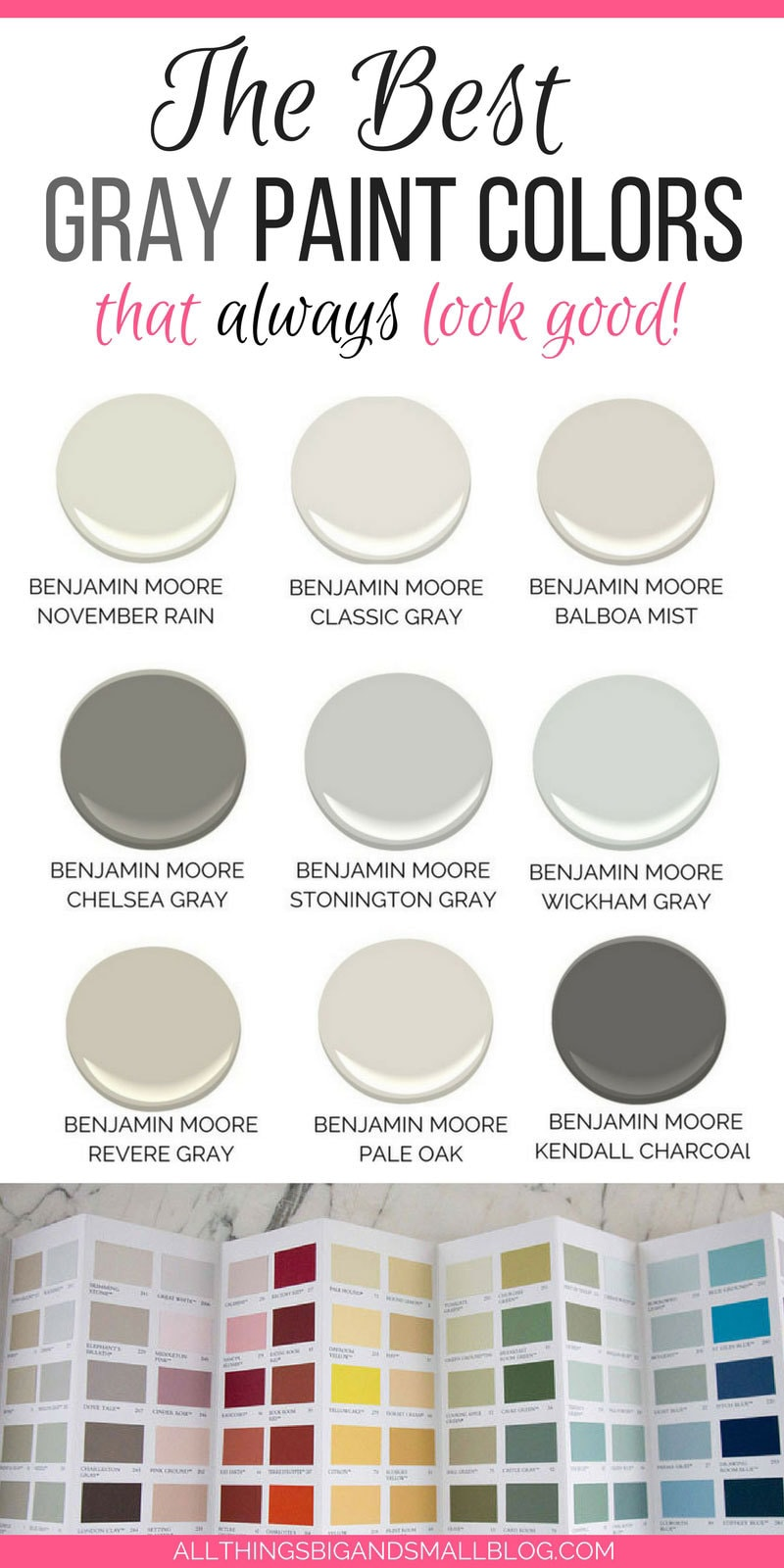 Best Benjamin Moore Gray Colors The Best Gray Paint Colors Never Fail Gray Paints