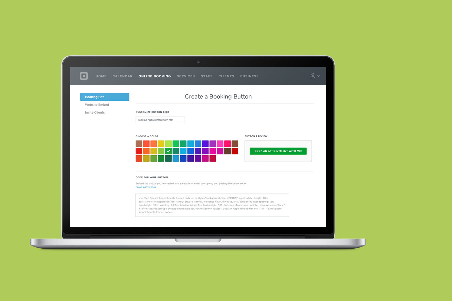 Booking Site Online Booking With Square Appointments Just Got Even Easier