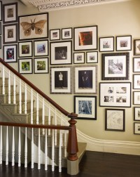 Wall Galleries - 58 Ways To Organize A Frame Gallery - Do ...