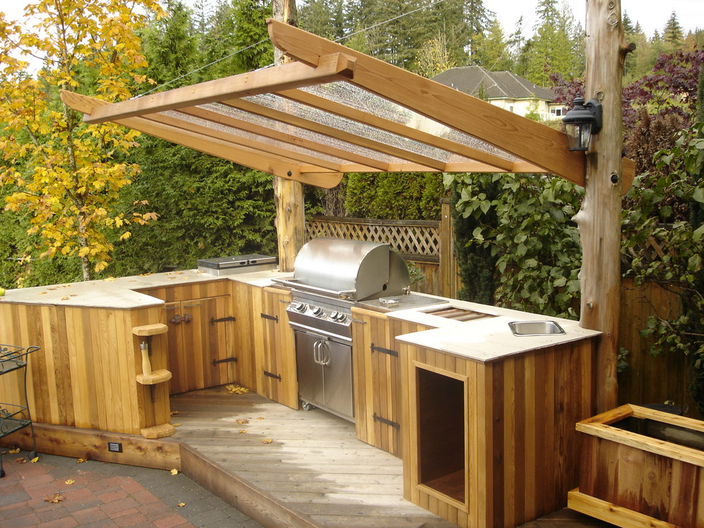 Pallet Kitchen Island Plans How To Build The Ultimate Outdoor Kitchen Designs - Diy