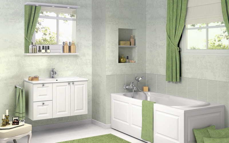 Modern Bathroom Window Curtains Ideas - bathroom window curtain ideas