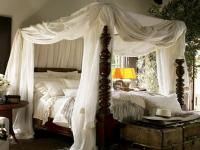 Cool Bed Canopy Ideas For Modern Bedroom Decor