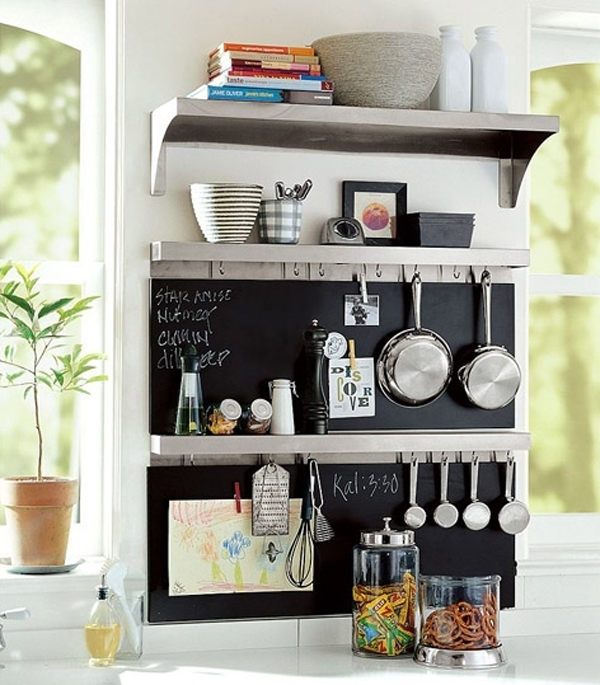 Creative DIY Storage Ideas For Small Spaces And Apartments - kitchen storage ideas for small spaces