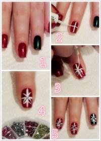 Easy DIY Nail Designs For Beginners 2014