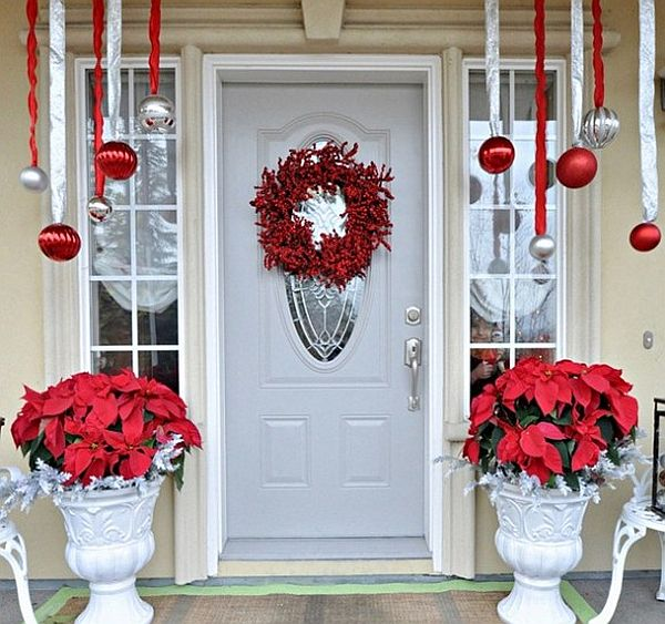 20 DIY Outdoor Christmas Decorations Ideas 2014 - christmas decorations outside