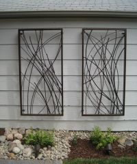 DIY Metal Wall Sculpture Designs