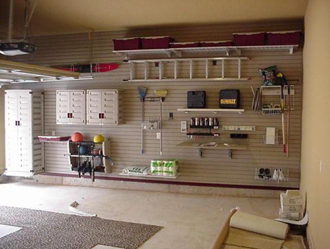 Garage Storage Design Ideas - Listitdallas
