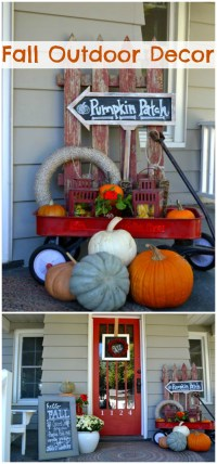 20 Amazing DIY Fall Porch Decor Ideas  DIY Home Decor