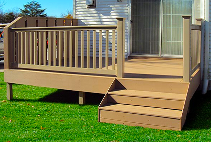 Small Deck Designs Ideas Pictures Online Plans