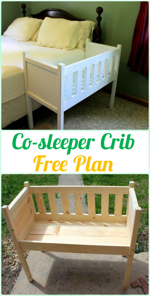 Slide Under Sofa Table Diy Baby Crib Projects Free Plans & Instructions