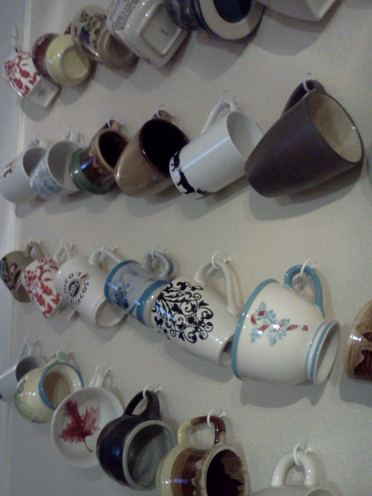 Fancy Cappuccino Cups Coffee Mug Wall Diy In Design