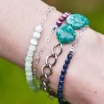 half chain bracelet 21