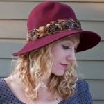 maroon hat 1