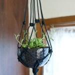 macrame planter 12