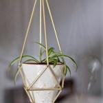 Himmeli Plant Hanger