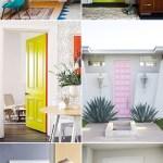 DIY Inspiration: Painted Doors