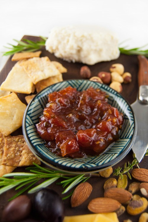 Tomato jam might not be a type of jam you're familiar with, but it wonderfully complements savory breads and cheeses. Try the recipe!