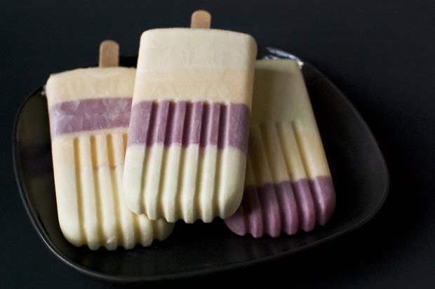 citrus stripe popsicles recipe